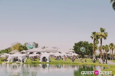 Coachella: LACOSTE Desert Pool Party 2014