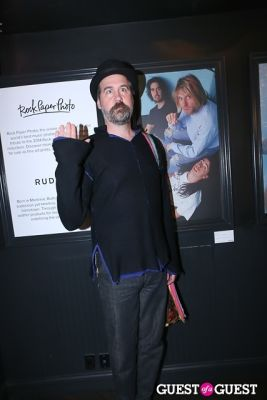 Photo Exhibit by Nirvana's Krist Novoselic and Rock Paper Photo