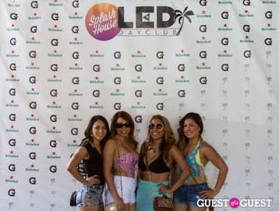 Coachella: LED Day Club at the Hard Rock Hotel