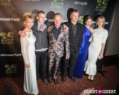 Revlon Concert For The Rainforest Fund Arrivals