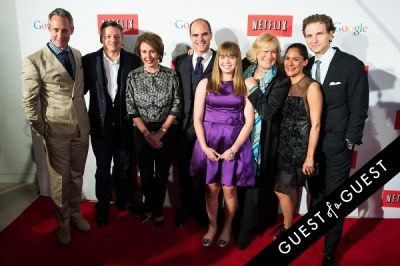 marvin scott-jarrett in Google-Netflix Pre-WHCD Party