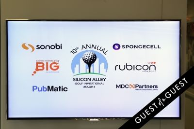 Silicon Alley Golf Cocktail Party