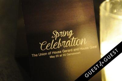 Spring Celebration of Nuptials Ian Gerard and Lauren Gizzi
