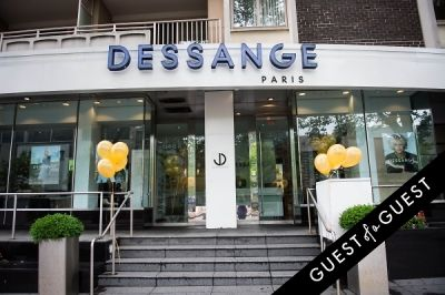Dessange Salon 60 Year Anniversary Soiree