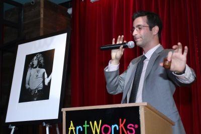 ArtWorks Art Rocks Event at Hudson Terrace