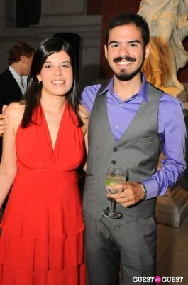 ; in The MET's Young Members Party 2010