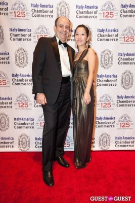 a. bartoli in Italy America CC 125th Anniversary Gala