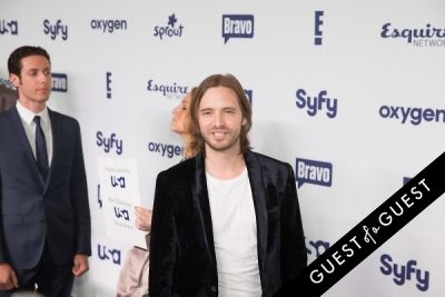 aaron stanford in NBCUniversal Cable Entertainment Upfront