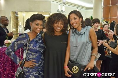 aba kwawu in ALL ACCESS: FASHION Intermix Fashion Show