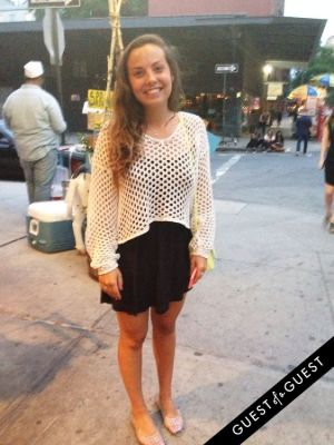 abby ratner in Summer 2014 NYC Street Style
