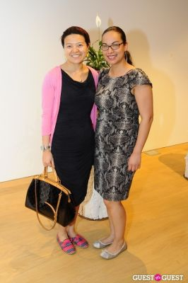 yasmin perez in IvyConnect NYC Presents Sotheby's Gallery Reception