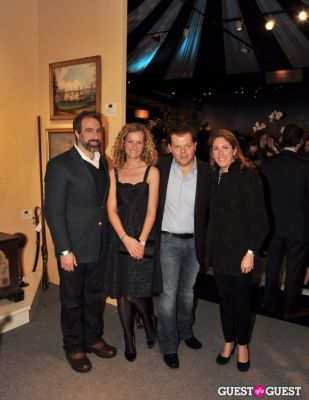 marlies verhoeven in Winter Antiques Show Young Collectors Night