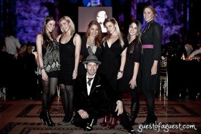 adam nelson in YMA Fashion Schlorship Fund Awards Dinner