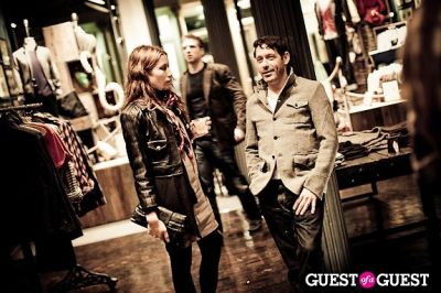 adam nelson in ONASSIS CLOTHING & MOLTON BROWN PRESENT GENTS NIGHT OUT