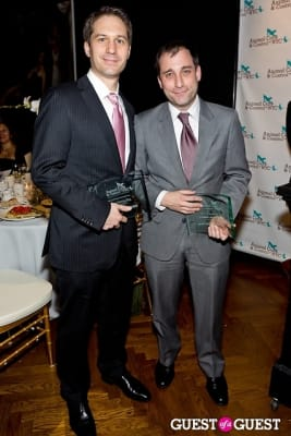 yonaton aronoff in New York's Kindest Dinner Awards