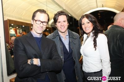 "adam r.-smith in ""Sun-n-Sno"" Holiday Party Hosted By V&M (Vintage and Modern) and Selima Salaun"