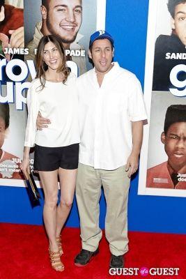 adam sandler in Grown Ups 2 premiere