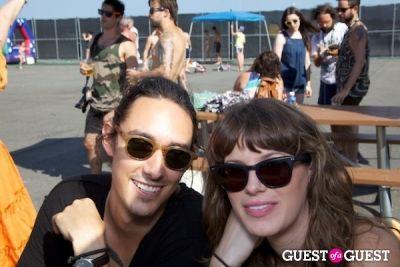 carrie funk in Jelly & Topman RockBeach Festival