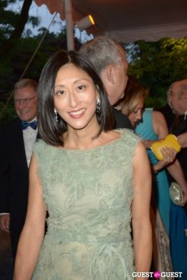 adelina wong-ettelson in The New York Botanical Gardens Conservatory Ball 2013