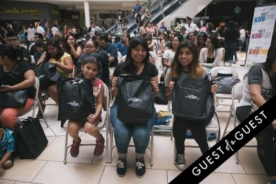 adilene hernandez in Back-To-School with KIIS FM & Forever 21 at The Shops at Montebello