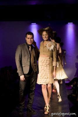 lisa nargi in My It Things Runway Show