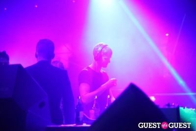 adrian lux in Pandora Hosts After-Party Featuring Adrian Lux on Music's Most Celebrated Night