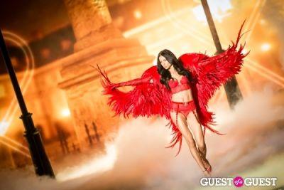 kilo kish in Victoria's Secret Fashion Show 2013