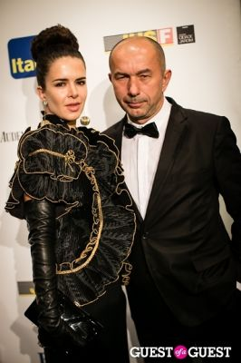 adriana mortari in Brazil Foundation Gala at MoMa