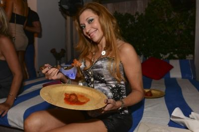 adriana ospina in Marky Ramone Celebrates Marinara Madness Presented By Aquaçai And Cadillac