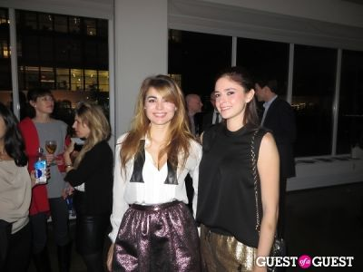 adriana troli in SCENE's Winter Post-Photo Shoot Celebration