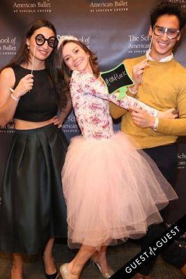 adriel saporta in School of American Ballet's Fall Affair