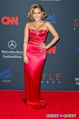 adrienne bailon in The 10th Annual Style Awards