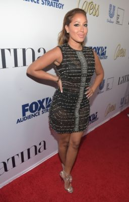 adrienne bailon in Latina