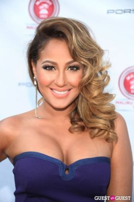 adrienne bailon in Compound Foundation Fostering A Legacy Benefit Honoring George Lucas