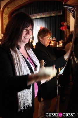 adrienne feller in Casino Night at the Community House