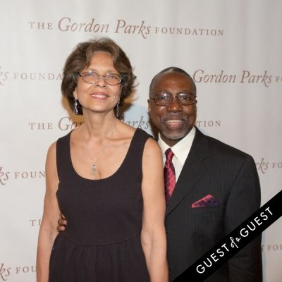 adrienne sprouse in Gordon Parks Foundation Awards 2014