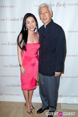 agnes tang in The Gordon Parks Foundation Awards Dinner and Auction 2013