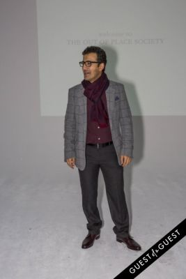 ahmad diab in Wherever Magazine Launch