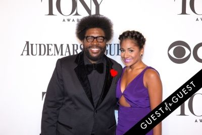 ahmir khalib-thompson in The Tony Awards 2014