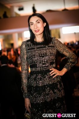 ahn duong in Brazil Foundation Gala at MoMa