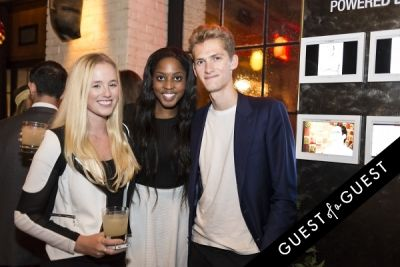 aicha falls in You Should Know Launch Party Powered by Samsung Galaxy 1