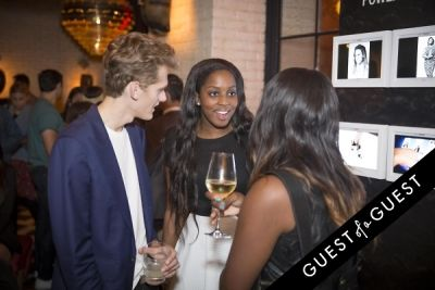 aicha falls in You Should Know Launch Party Powered by Samsung Galaxy