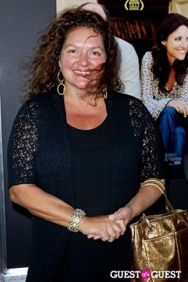 aida turturro in Enough Said NYC Special Screening