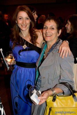 aidyn crowe in NYWIFT Designing Women Gala