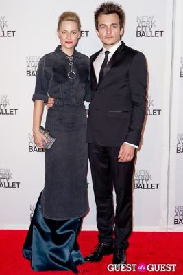 aimee mullins in New York City Ballet's Fall Gala
