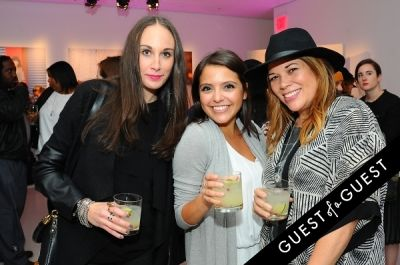 tatiana trujillo in Refinery 29 Style Stalking Book Release Party