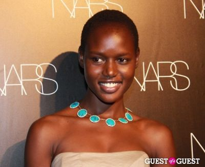 ajak deng in NARS Cosmetics Launch