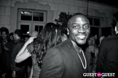 akon in BBM Lounge 2010 VMA Pre Party Sponsored By BlackBerry