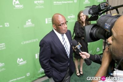 al roker in Christies Green Auction