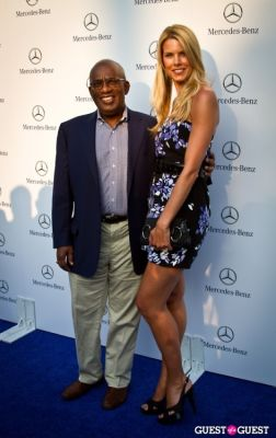 beth stern in Mercedes Benz Manhattan Grand Opening